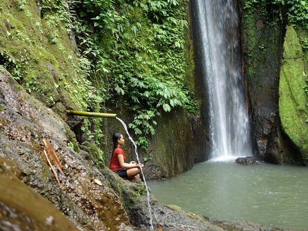 dedari waterfall