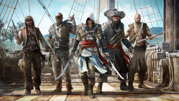 Analyzing Play: Assassin's Creed Black Flag