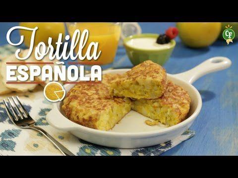 ¿Cómo preparar Tortilla Española?- Cocina Fresca - YouTube