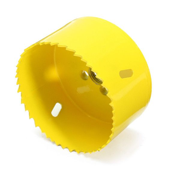 80mm M42 Metal Hole Saw Holesaw Cutter Arbor Pilot Drill Bit Wood Plastic Hole Saw  Description 80mm M42 Metal Hole Saw Holesaw Cutter Arbor Pilot Drill Bit Wood Plastic Hole Saw Specifications: Material: M42 High Speed Steel Size: 80x45mm Diameter of thread: 15mm Cutting hole depth: 45mm Cutting hole diameter: 80mm Quantity: 1pc Features: 1.This dual metal hole opener for the M42 material use electron beam welding and then through the high temperature quenching the tooth is sharp and…
