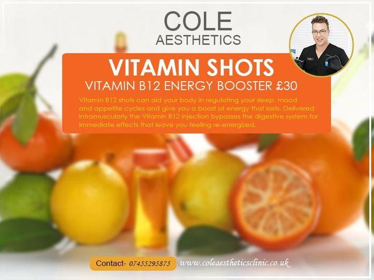 Cole aesthetics services vitamin c benefits boost