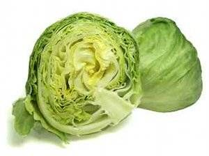 Iceberg Lettuce nutrition myths