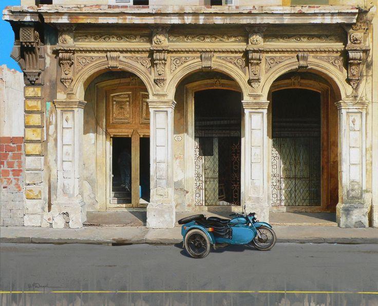 La Poderosa - Havana 92cm x 111cm