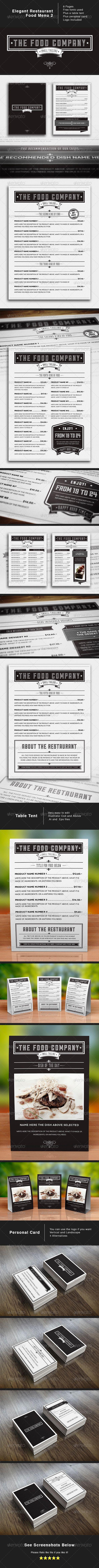 lunch menu inspiration