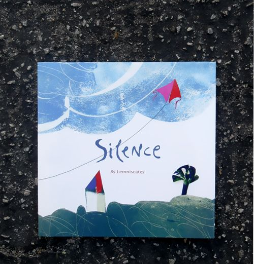 Book of the Week: Silence by Lemniscates: Libraries, Books Covers, Kid Books, Books Children Books, Kids Books, Pictures Books, Books Study, Lemnisc, Books Glutton