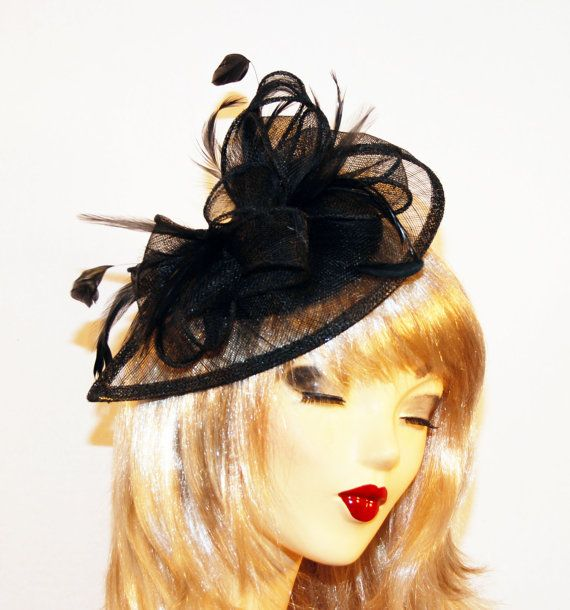 1000 Images About Black Fascinator On Pinterest: 17 Best Images About Kentucky Derby Hats And Facinators On