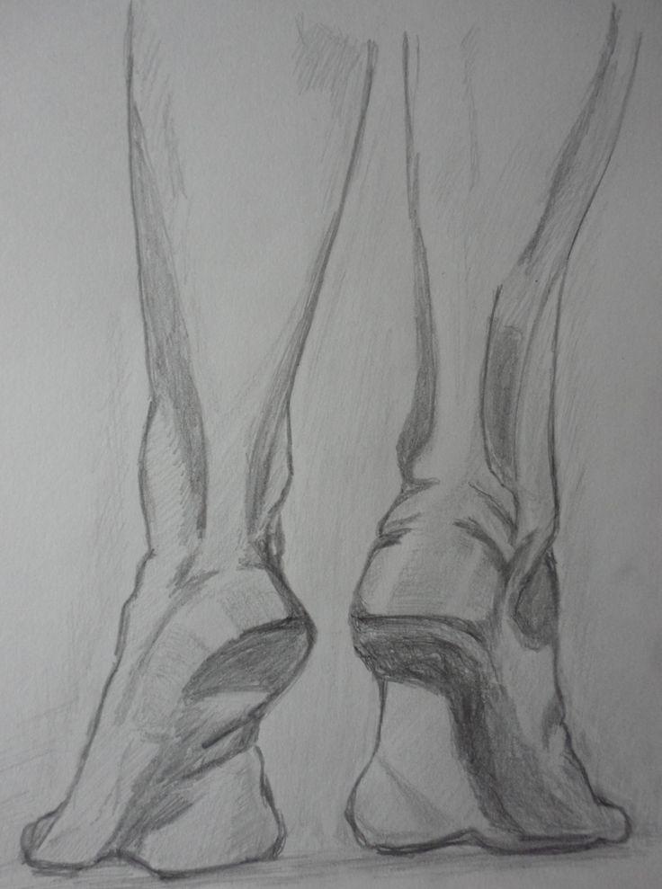 Desenho a lápis de grafite HB (Malay - 5/6/14)