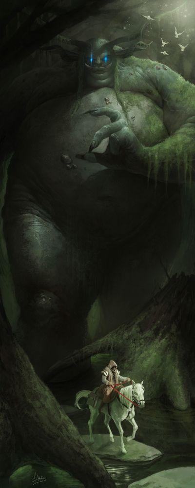 Fantasy Creature Art, Pictures, Images