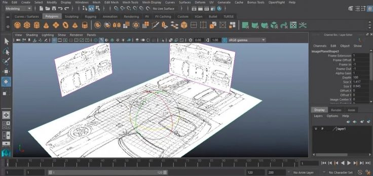 how to use maya 2016