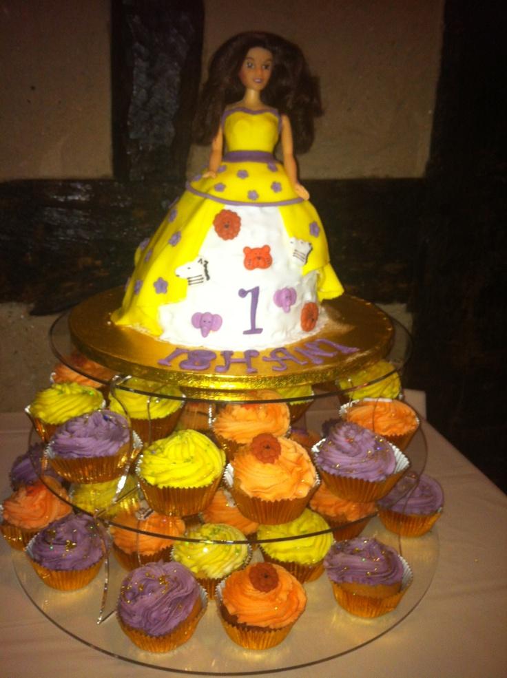 23 best Birthday cakes images on Pinterest Birthday ideas Girl