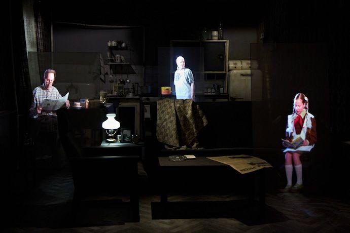 В Москве открылся Еврейский музей (фото 25) // Audio-visual Technology by Kraftwerk Living Technologies // www.kraftwerk.at