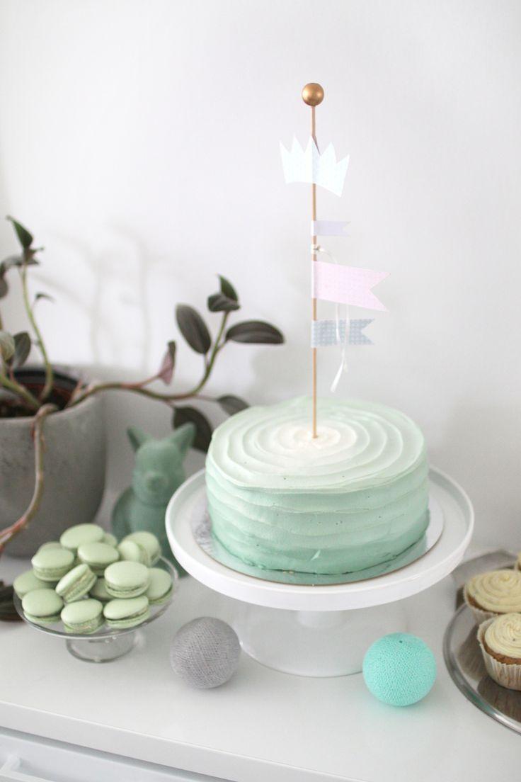 green birthday cake, baby boy, synttärikakku, vihreä - muotoseikka\