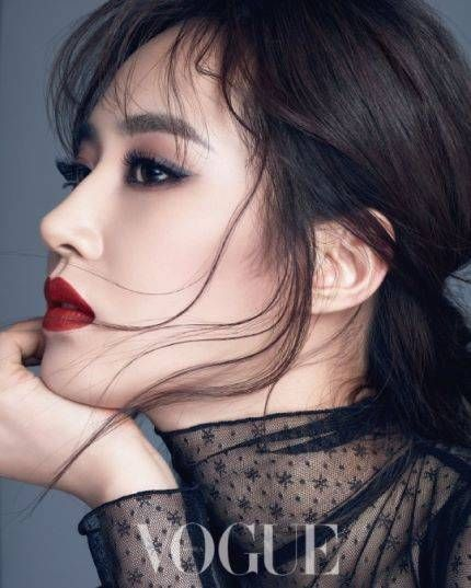 170118 'VOGUE' Magazine update 2017 February Issue SNSD Yuri