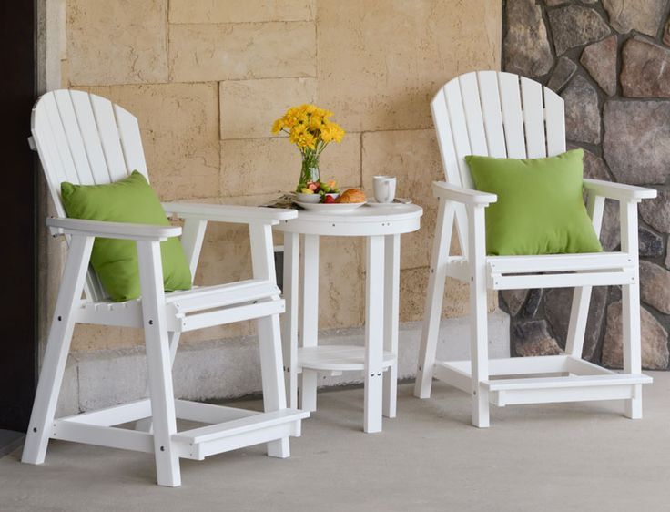 Island Round End Table Counter Set As Shown (Island Round End Table Set)    Browse Online, Then Visit Us In Ellington, Connecticut Or Order Through Our  ...