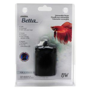 Marina betta submersible aquarium heater heaters for Betta fish tanks petsmart