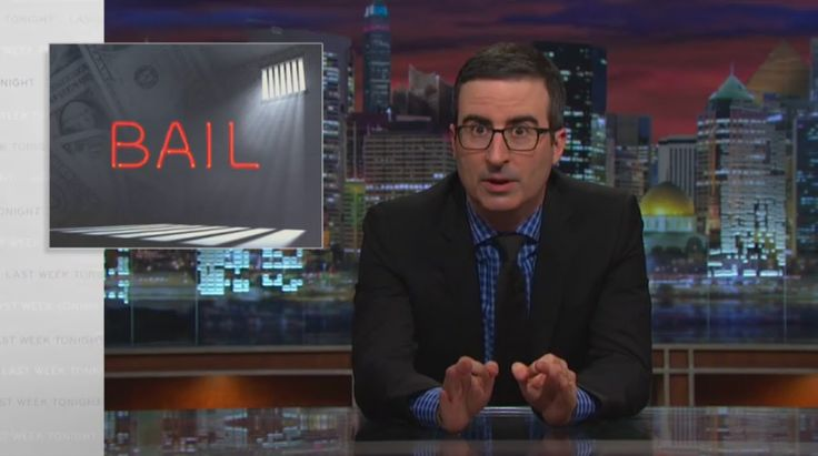John Oliver explains why America's bail system is better for the reality tv industry than it is for the justice system. Connect with Last Week Tonight online...