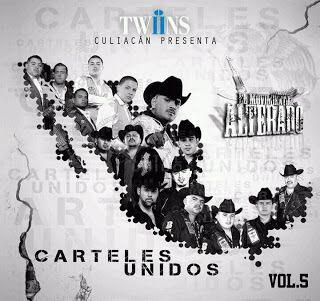 El Movimiento Alterado – Vol.5 – Carteles Unidos - Bajar Corridos | Descargar Corridos