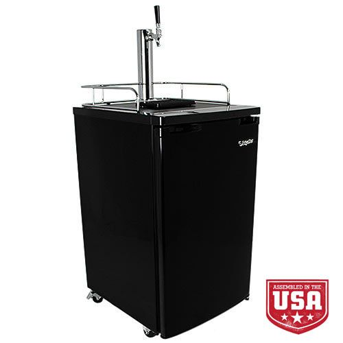 EdgeStar Ultra Low Temp Full Size Kegerator & Keg Beer Cooler $499