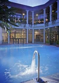 Aqua Sana Spa at Center Parcs, Sherwood Forest, UK. Pure heaven, must go back one day.