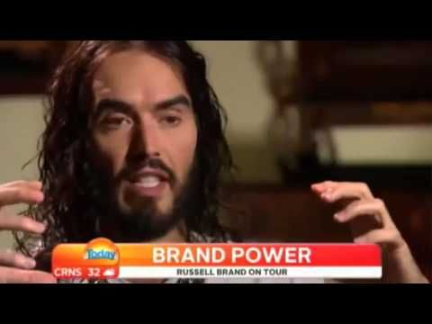 ▶ Russell Brand Gets Real About Consciousness - YouTube