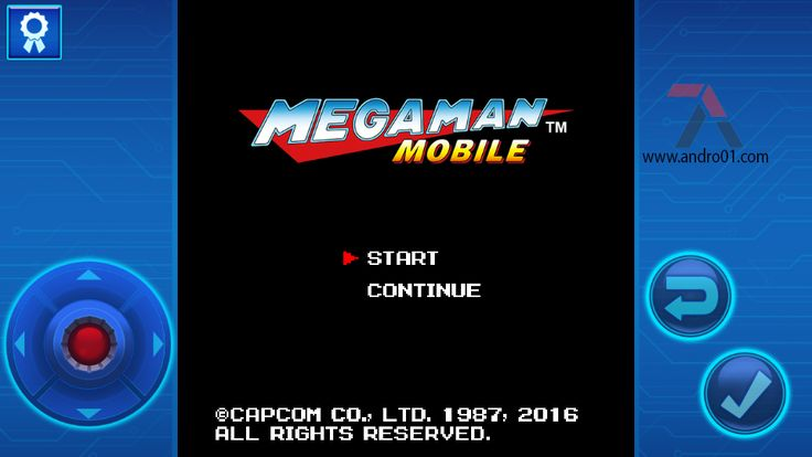 Download Mega Man Mobile Apk Android.. #apk #android #game