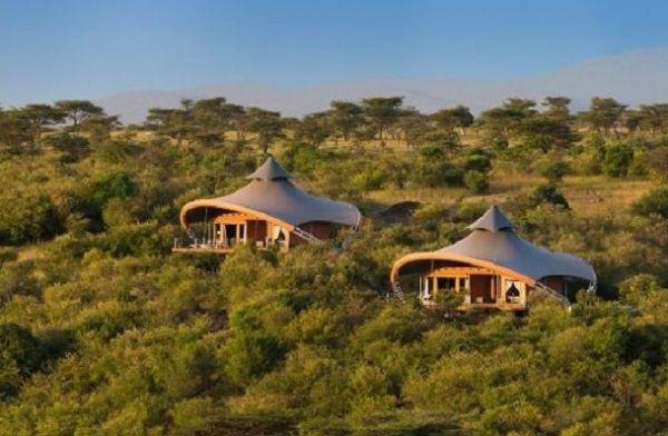 Удивительные южноафриканские хижины для отдыха во время сафари. Часть 1. (25 фото)