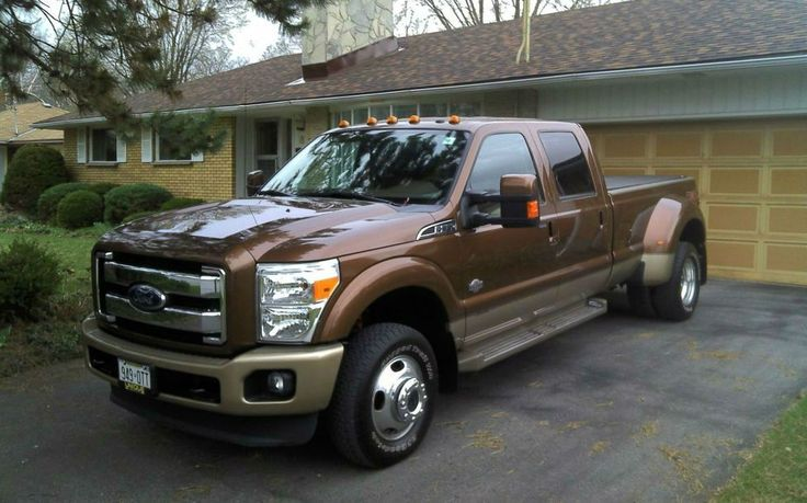2014 Ford F350 Dually King Ranch