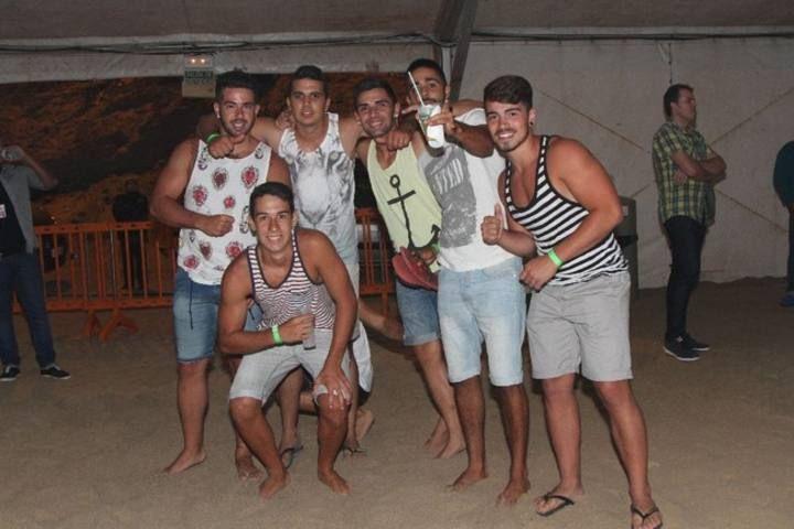 Carpa de Noche del Mundial de Fuerteventura