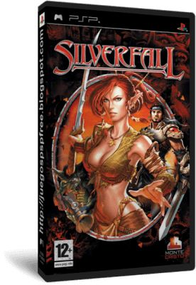Game PC Rip - Silverfall [EUR] [Español] [PSP] [Juego de ROL]