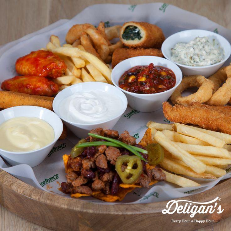 Combo Platter'da yok yok! Kalamar tava, çıtır soğan, mozzeralla çubukları, chicken fingers, steak nachos, ıspanaklı krep, Deligan's wings, patates kızartması, pico de gallo, tartar ve ballı hardal sos… #Deligans #Deliganspub #pub #NextLevel #podyum #everyhourishappyhour #bar #restaurant #growsome #drink #foodie #cookingtogether #instagood #instamood #instadaily #drinkup #foodie #afterwork #freedom #befree #sports #todayistheday #lezzet #keyif #enjoy #sportsbar #tagsforlikes #lunchtime