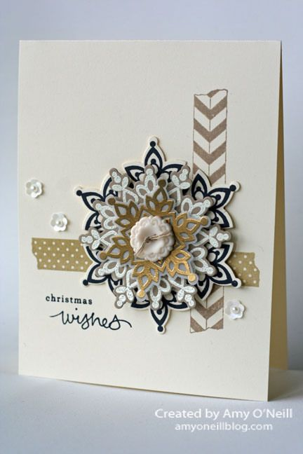 Stampin' Up! Christmas Wishes