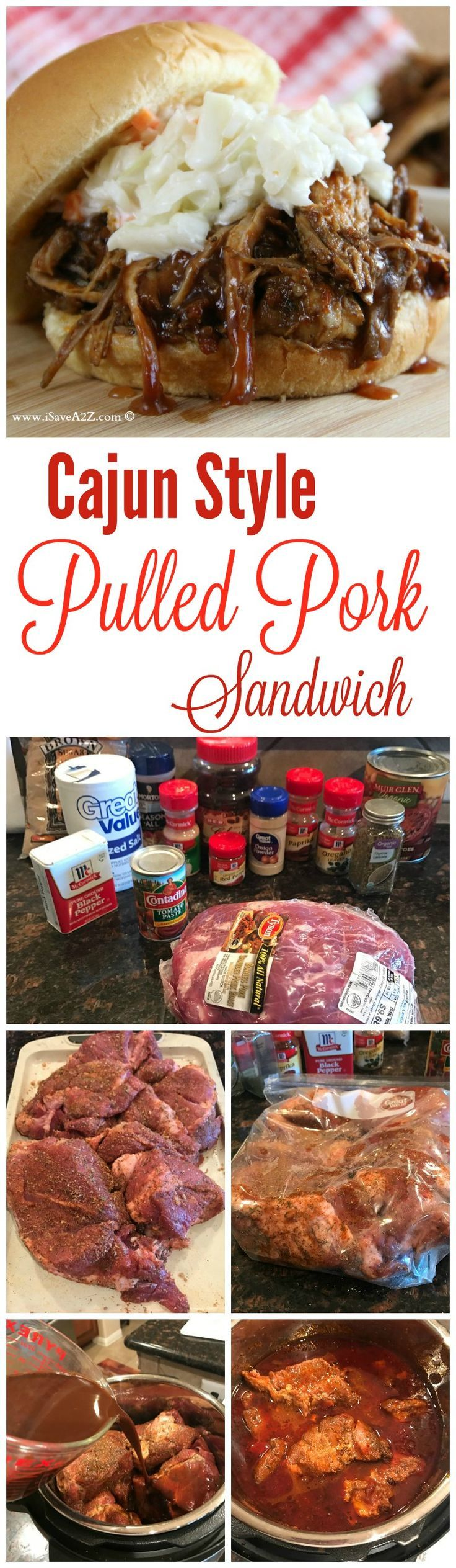 Pressure Cooker Cajun Pork Roast Recipe - I can see why the Instant Pot Pressure Cooker is so popular!