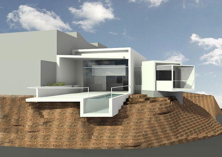 Beach House Las Lomas I-05 by Vértice Arquitectos (20)