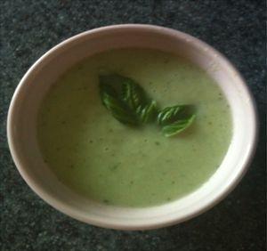 Vegan Creamy Cauliflower Soup