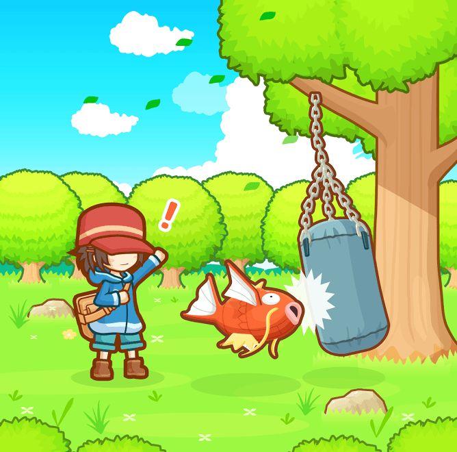 Magicarpe Jump, le nouveau jeu Pokémon est disponible sur smartphone - http://www.frandroid.com/android/applications/jeux-android-applications/428791_magicarpe-jump-le-nouveau-jeu-pokemon-est-disponible-sur-smartphone  #Android, #ApplicationsAndroid, #Jeux
