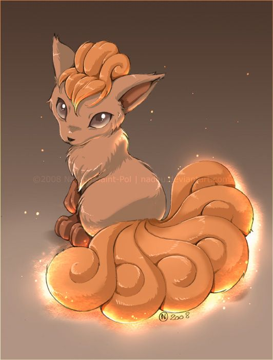 evolution of vulpix | Quel pokémon es-tu ? : Mangas et dessins-animés - Page 4