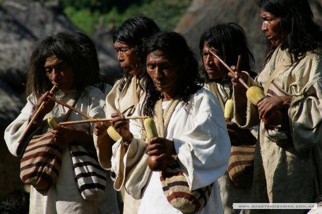 Arhuaco tribe