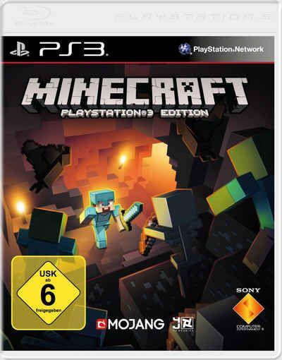 Sony Software Pyramide - Playstation 3 Spiel »Minecraft«