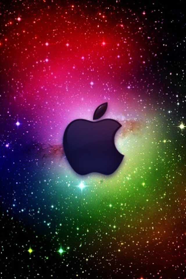 17 best images about apple logo designs on pinterest - Cool ipod wallpapers ...
