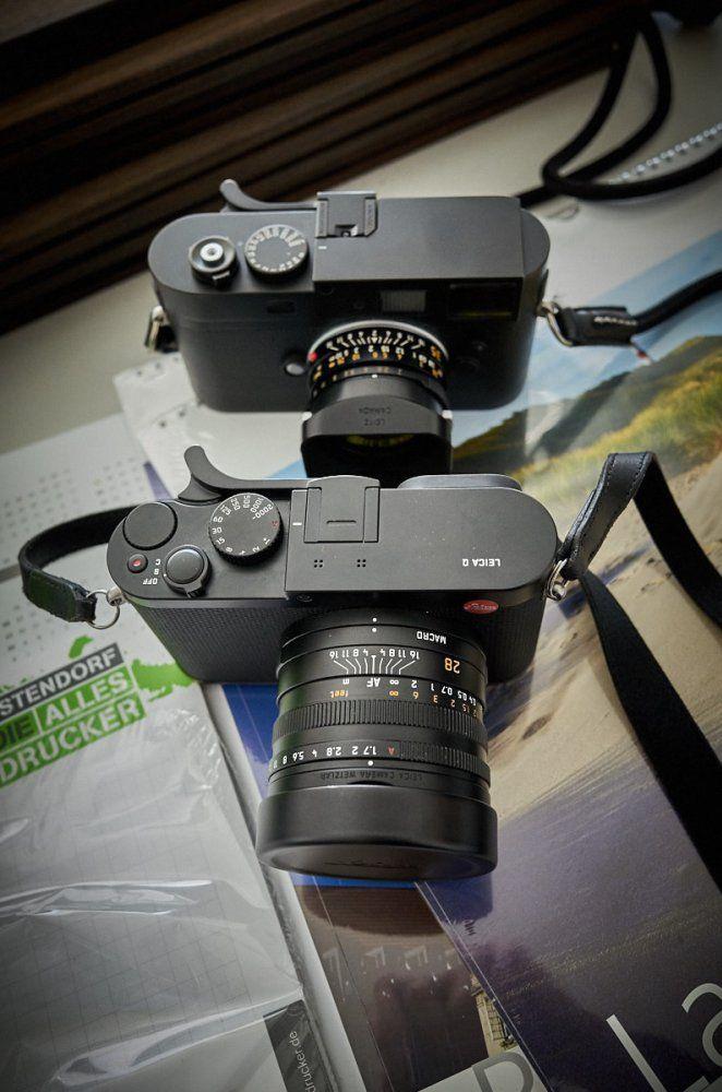 Leica Q und Leica Monochrom