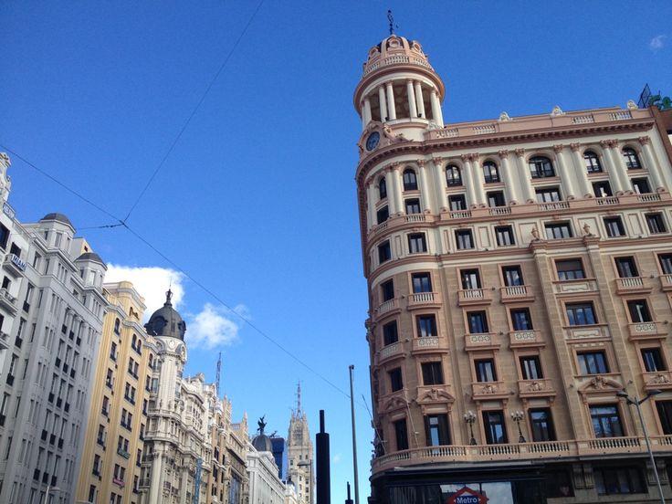 Madrid em España