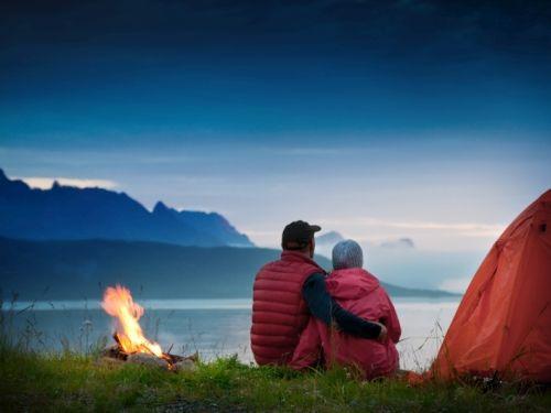 Tatil Yapalım mı Demenin En Kısa Yolu: Çadır Hediye Etmek  #surpriz #yildonumu