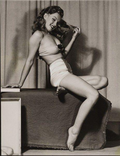 Norma Jeane by Earl Moran c 1946.