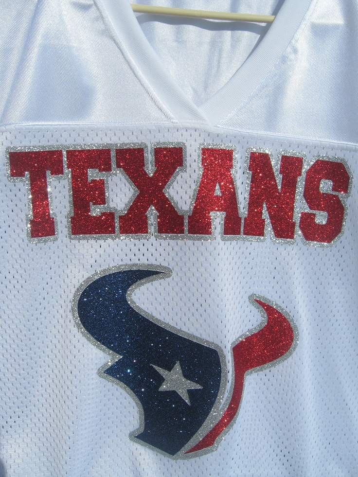 TOTALLY blinged out football jerseys!! High School, College & NFL teams available! Order your's TODAY to be ready for kick off! Become a fan of DREAMERS TROPHY SHOP on Facebook & see our designs, or design your own & let us produce it for you! Prices range from $40-$45+ and we happily ship for a low, flat rate!