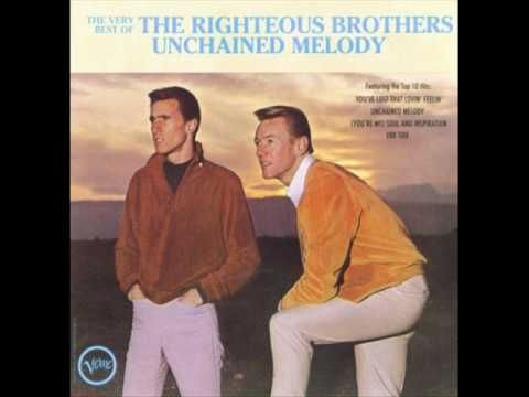 Righteous Brothers-Unchained Melody My Favorite Song Ever!!!