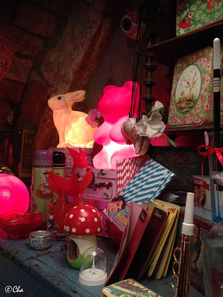 Boutique Etat d'Ame, la boutique kitsch et culte de Montpellier, France.