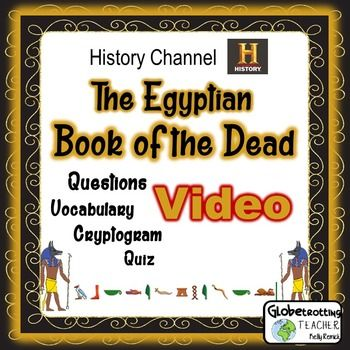 book of the dead quiz