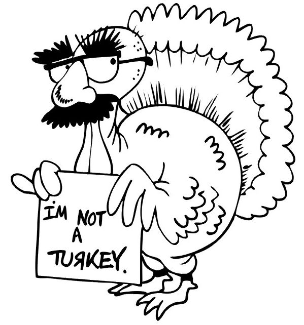[~Happy Thanksgiving~] Coloring Pages Sheets Printables 2016 Free Download