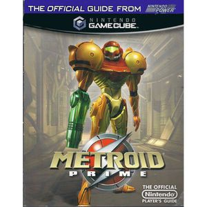 Metroid Prime GameCube Strategy Guide - Nintendo Power