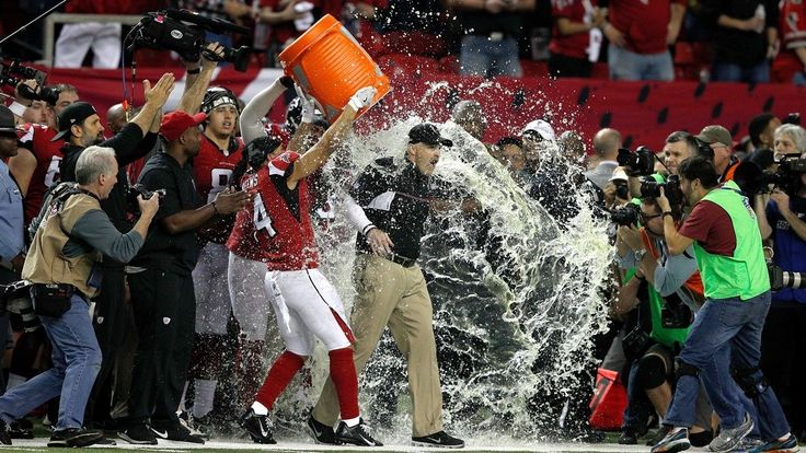 For Gatorade, the surprise sports-drink baths at the end of the Super Bowl have been a massive marketing coup.